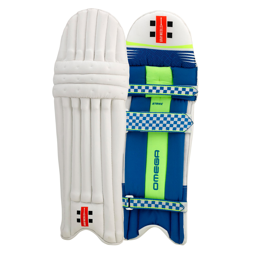 GARY NICOLLS OMEGA STRIKE Leg Guards
