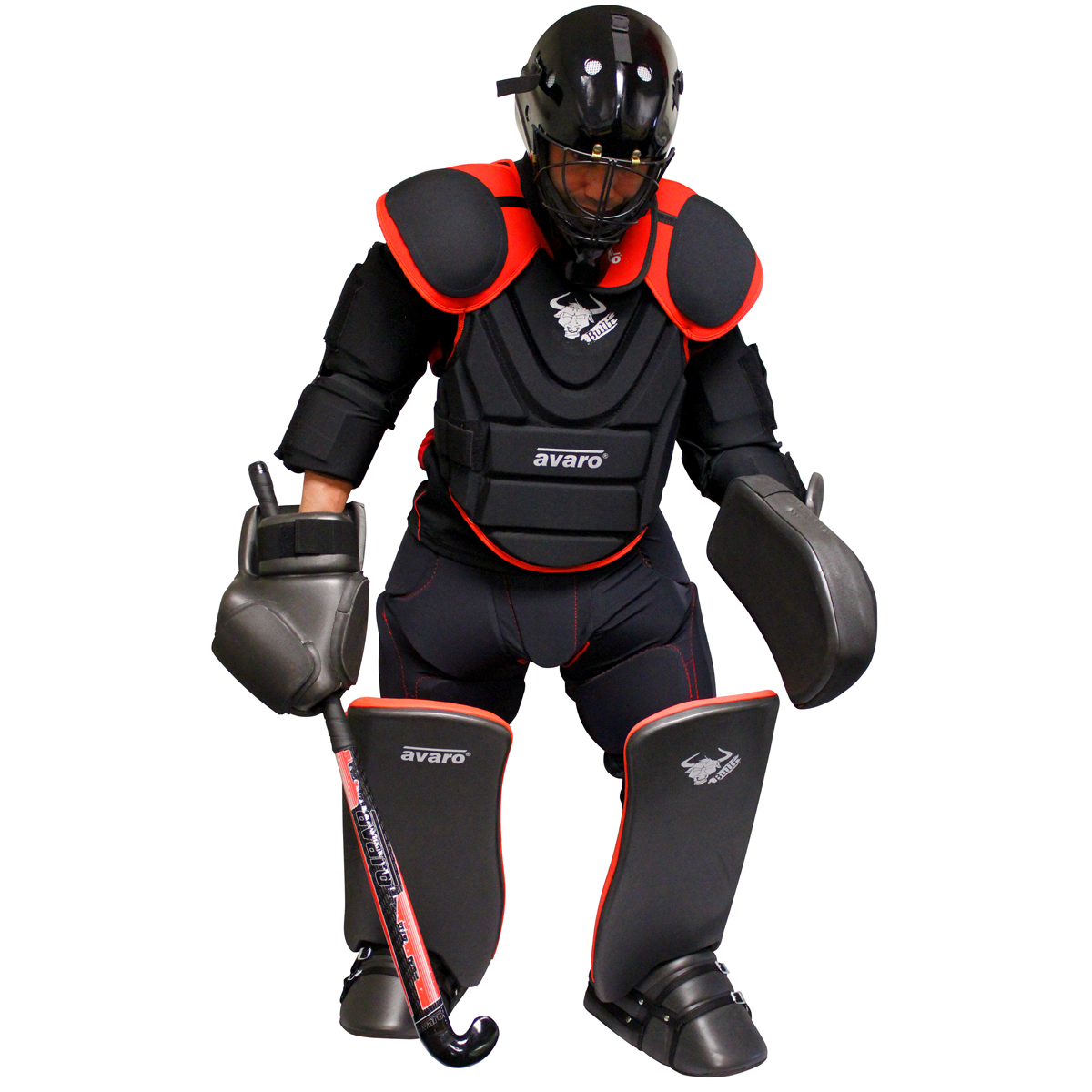 Avaro Hockey Goalie Kit
