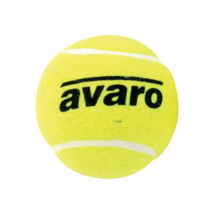Avaro Tennis Ball – Yellow