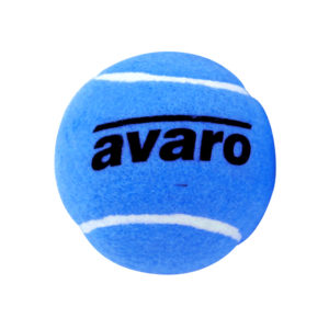 Avaro Tennis Ball – Blue