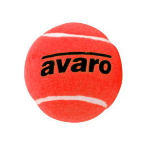 Avaro Tennis Ball – Red