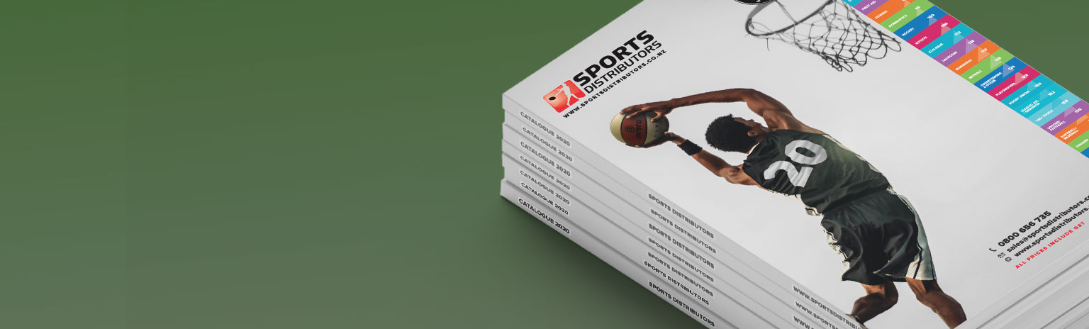 annual sports catalogue
